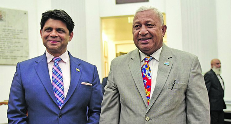 PM On Radio: Teamwork With A-G  v. SODELPA JOKE