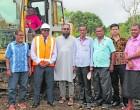 Drainage Works To Minimise Flooding