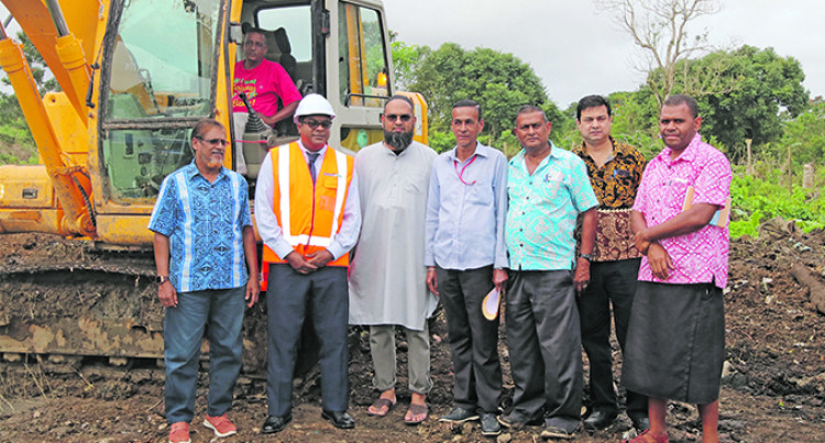 Drainage Works To Minimise Flooding