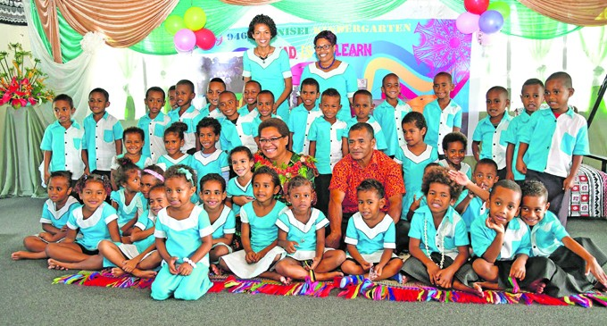 Vuniwaqa Tells Kids Why Education is Vital