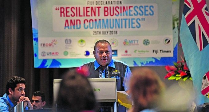 Forum Important For Establishing Pacific Network