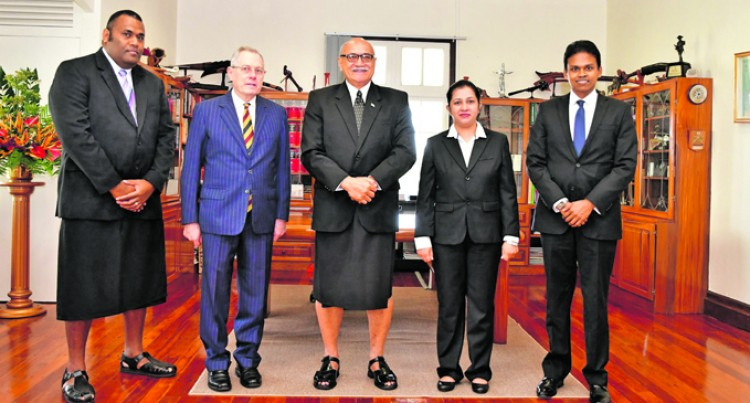 New Resident Magistrate Sworn In By President