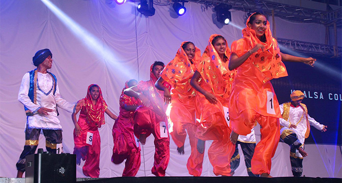 Khalsa College was the first runner-up for the Kula awards - Fiji Link Dance competition on July 28, 2018. Photo: DEPTFO News