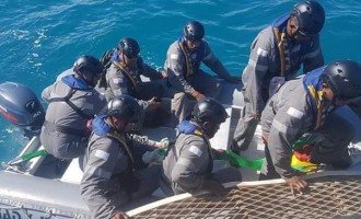 Navy Preps for Aust  Exercise KAKADU