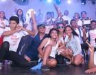 Rishikul Students Rock Dance Stage