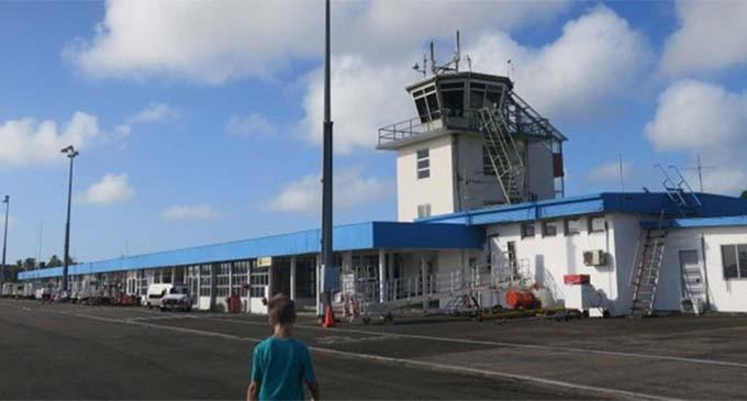 NAUSORI AIRPORT DEAL 'DONE'