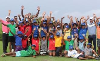 Golf growing In Fijian Schools
