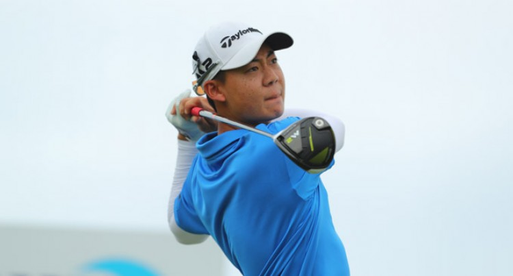 Six Contenders Play In The Open
