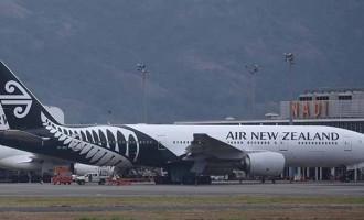 Air NZ Hydraulic Issues Halts Flight Take Off