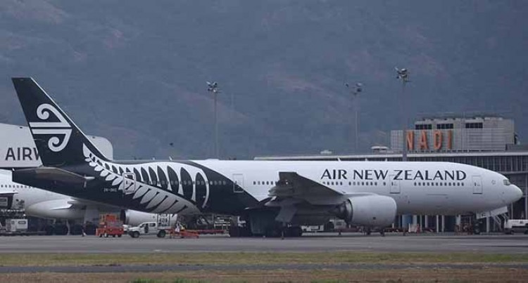 Air NZ Hydraulic Issues Halts Flight Take Off