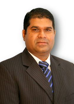 Reserve Bank of Fiji Governor Ariff Ali