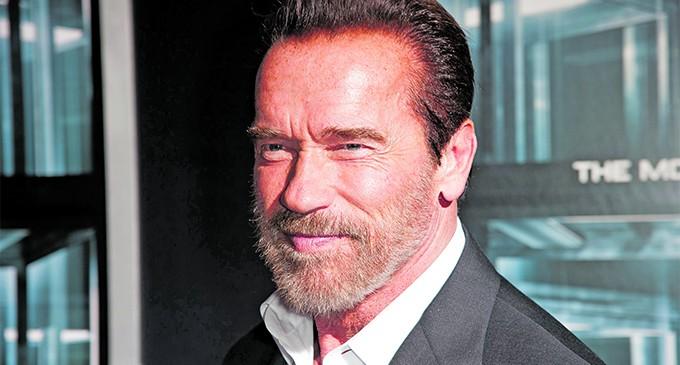 The 'Terminator' Praises PM, Says He's 'Kicking Some Serious Butt'