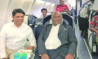 Newest Addition To The Fiji Airways  Fleet – The 'Island Of Vatulele'