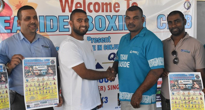$5k Boost For Charity Boxing
