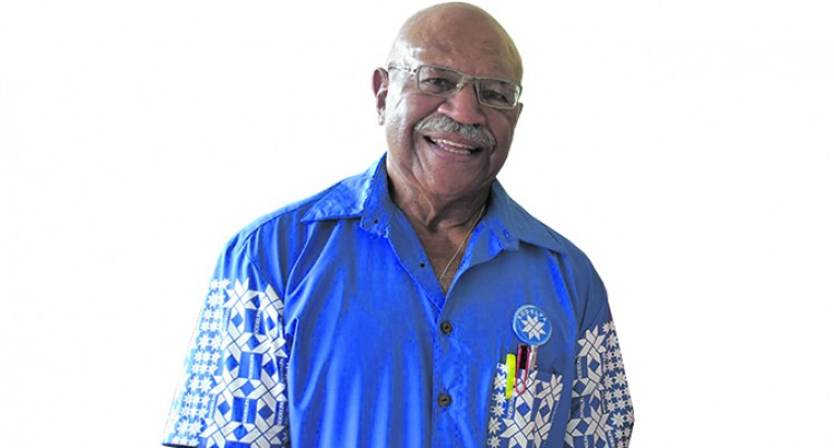 Rabuka: May Faith, Love, Hope Be Bestowed On People Of Fiji