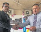 National Fire Authority Gets Savusavu Ambulance