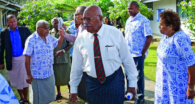 Rabuka to Engage Queen's Counsel