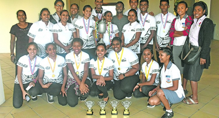 Cuvu College Tops Chef Contest