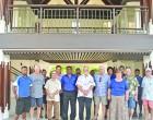 Sheraton Villas Upgrades Reception, Office Spaces