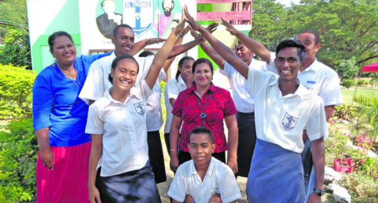 St Thomas Focuses  On Online  Activities