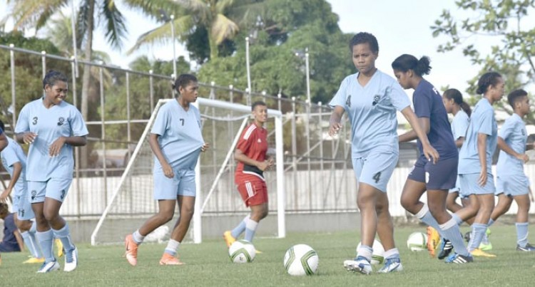 Fiji Women target 2019 FIFA World Cup In France