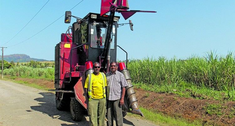 Use of  Mechanical Harvesters  on the Rise
