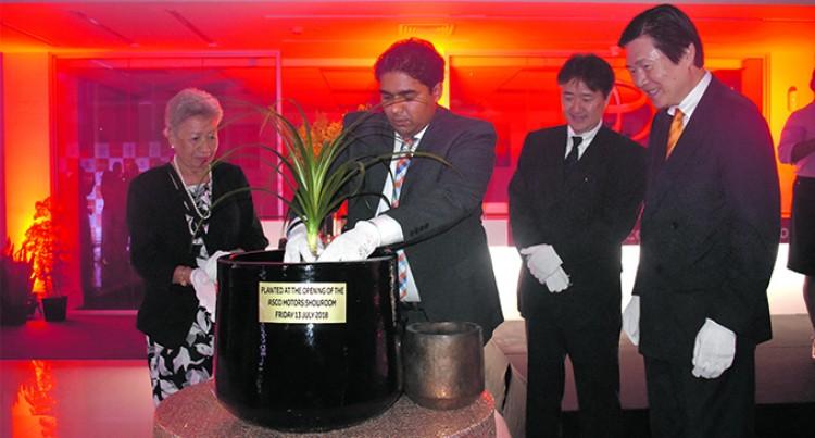 Asco Motors Reopens Showroom