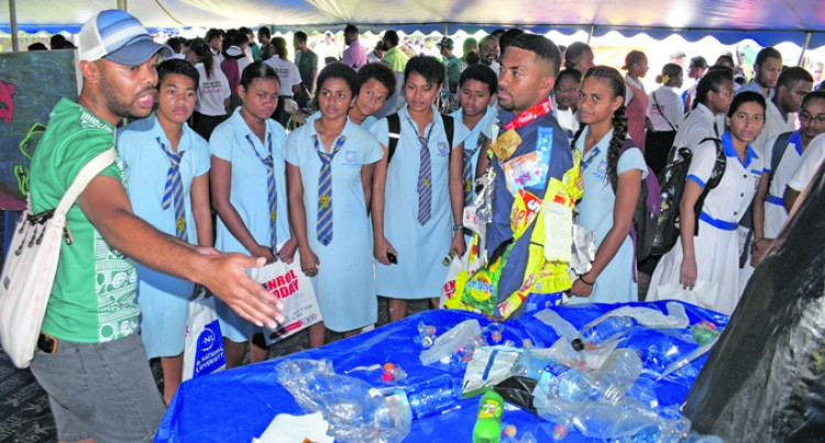 Students Enlightened On Plastic Pollution