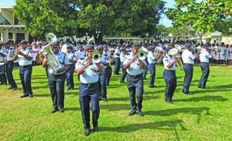 Set Requirements To Join Police Band