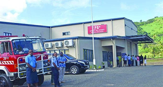 Fire Academy To Boost Essential Services