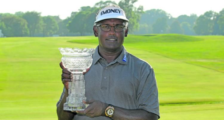 Vijay Singh Hits Winning Form