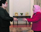 Fiji's Envoy To Singapore Presents Credentials To Nation's President