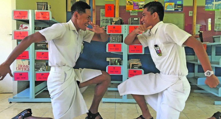 Culture Inspires Marist Brothers High