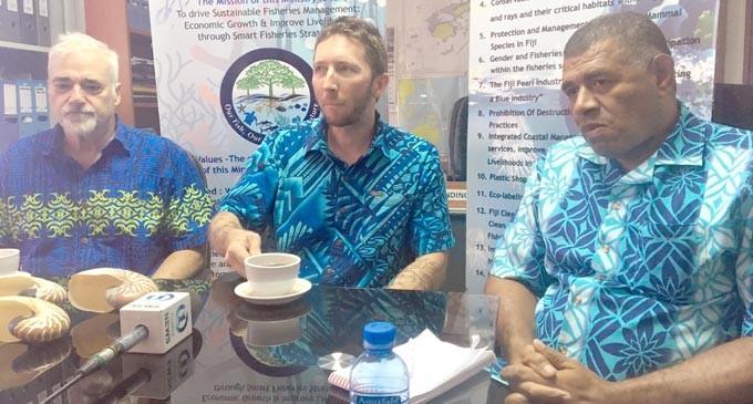 US Scientists Find New  Marine Species In Savusavu