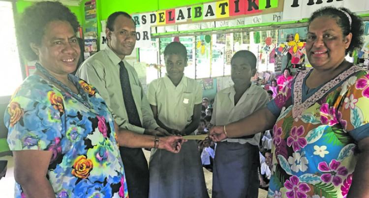 Donation Starts Proposed School Computer Lab