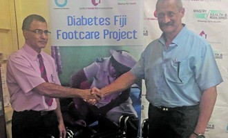 Wheelchair assistance for diabetes sufferers