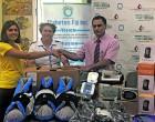 EqualMed Donates Equipment To Diabetes Fiji