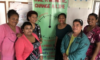 Volunteers Upgrade Skills To Address Child Protection