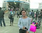 Rough Weather, Strong Waves Turn Lomaiviti Princess V Back To Savusavu