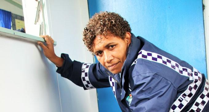 Police Woman Tells Of Terrifying Delainavesi Ordeal