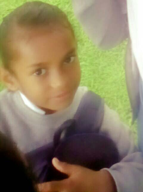 Lami Primary School student Anavive Natabala was the 35th road fatality this year. Photo: Supplied