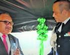 Police Security Impresses O'Neill