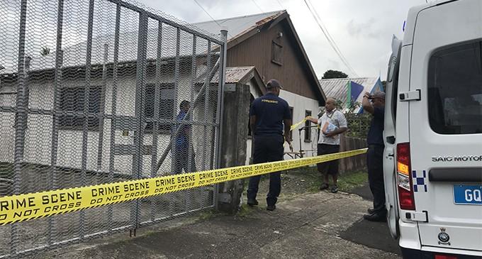 Police await autopsy report to determine body find probe