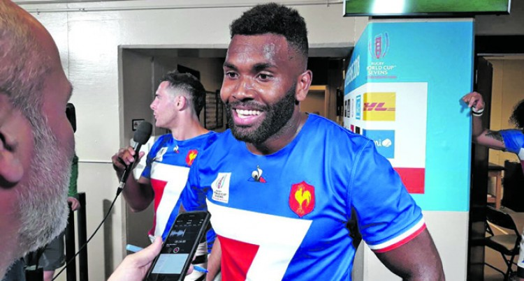 Veredamu Shines For France