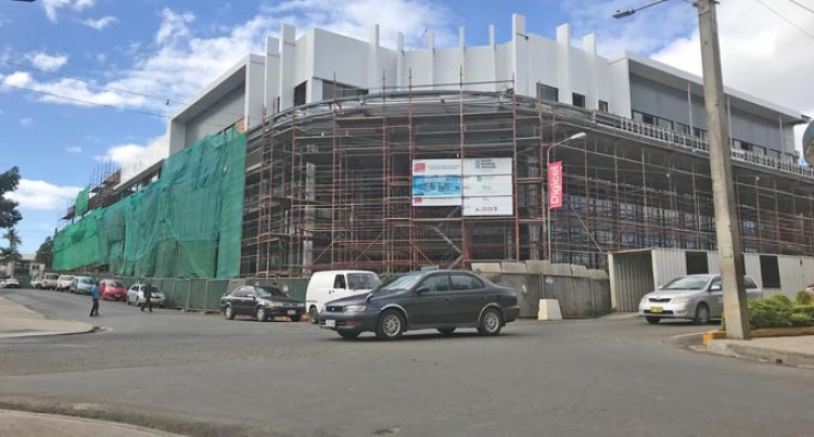 Nadi Retail Complex Nears Completion