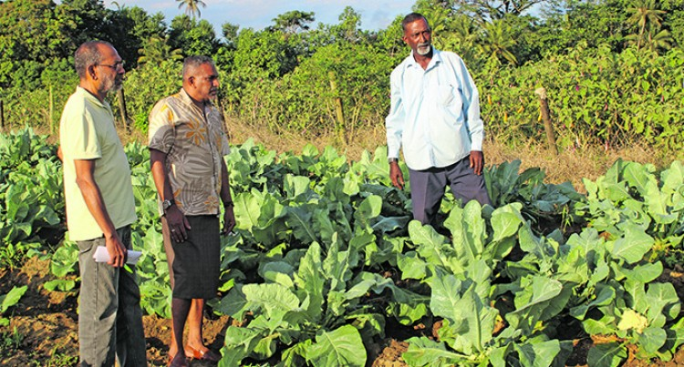 Take Care Of Tractor, Koya Urges Koronivia Farmers