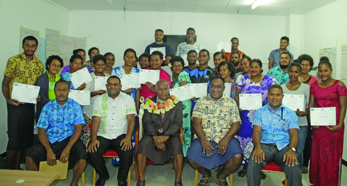 Tuitubou: Youth Empowerment Is Key To Job Creation