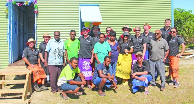Decent Shelter For Nadi Families