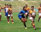 Jasper Williams dominate rugby comp