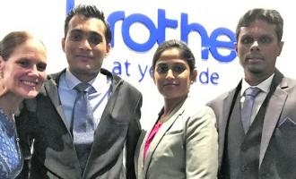 Telecom, Brother Open New Showroom In Suva